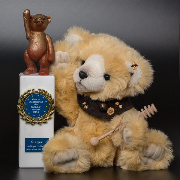 Honey Euroteddy 2014 1. Preis
