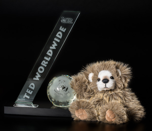 George Trophy TED worldwide